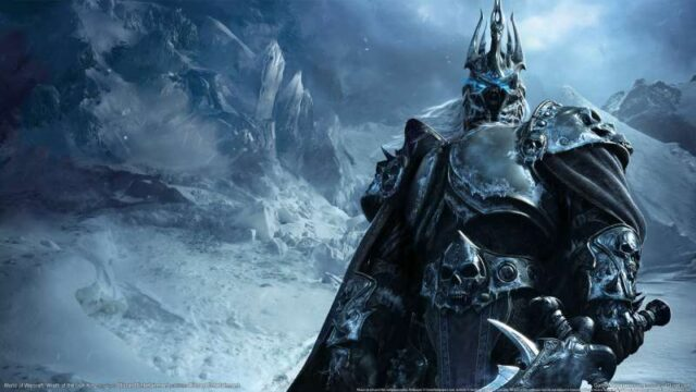 World of Warcraft - Wrath of the Lich King Cinematic released 1