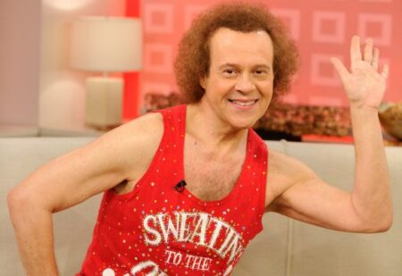 Richard Simmons on Whose Line Is It Anyway (Video) 4