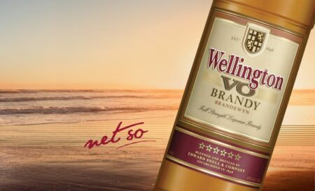 Do you remember this Wellington VO Brandy Advert? 2