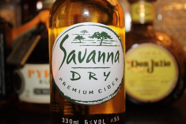 Savanna-Cider Savannah Cider Monkey Advert