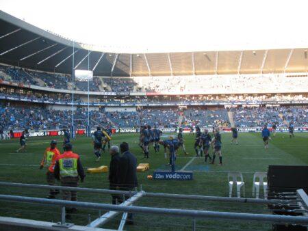 Photo Album: Super 14 Semi-Final at Orlando Stadium, Soweto 4