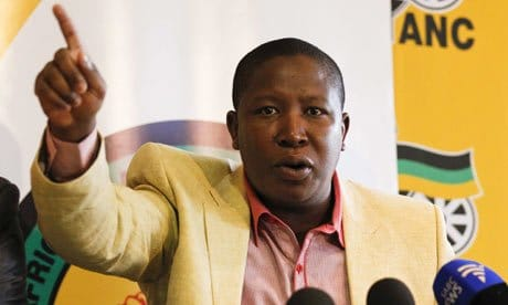 Julius Malema Attends Anger Management (Funny Clip) 1