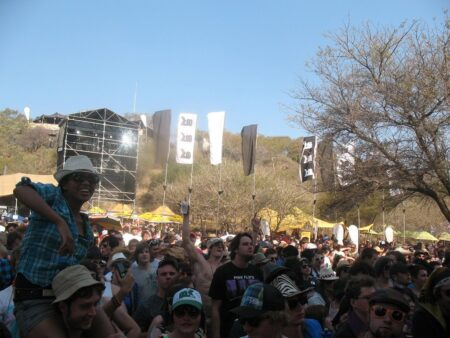Review: Oppikoppi 2010 - Sexy. Crooked. Teeth 1