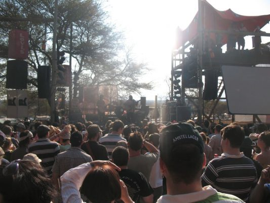 Photo Album: Oppikoppi 2010 - Sexy. Crooked. Teeth 18