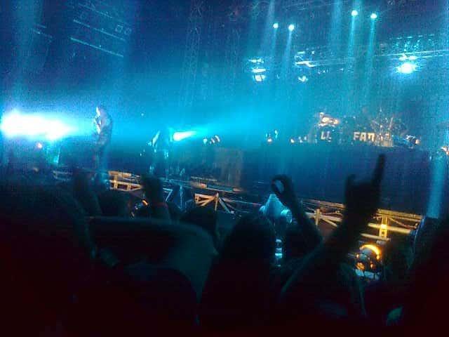 Photo Album: Rammstein @ The Coca Cola Dome, Johannesburg 25