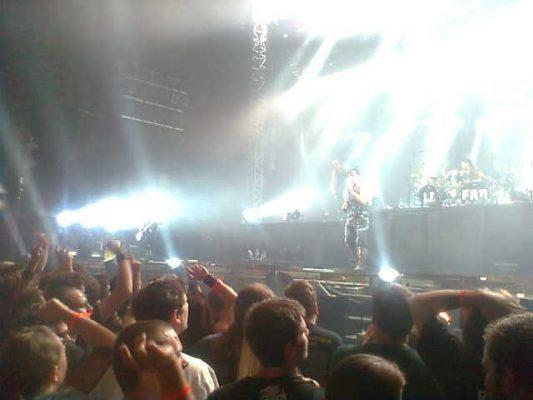 Photo Album: Rammstein Concert In Johannesburg 4