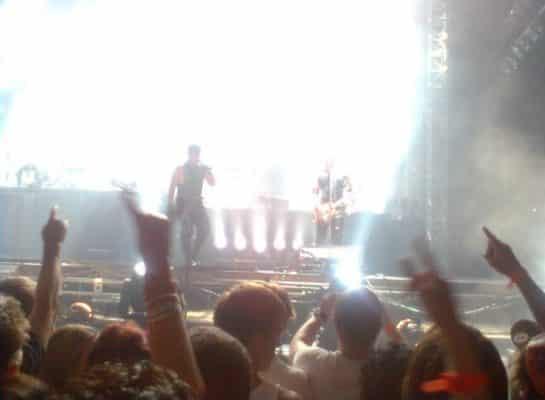 Photo Album: Rammstein Concert In Johannesburg 6