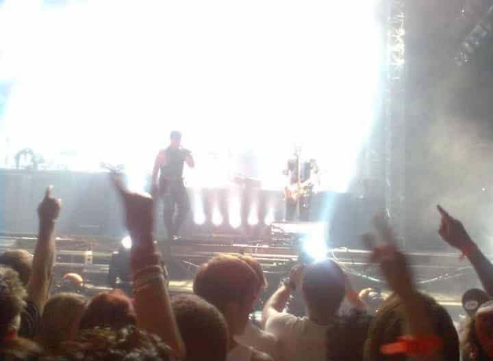 Photo Album: Rammstein @ The Coca Cola Dome, Johannesburg 31