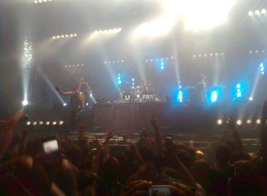 Photo Album: Rammstein Concert In Johannesburg 7