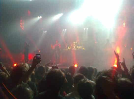 Photo Album: Rammstein Concert In Johannesburg 8