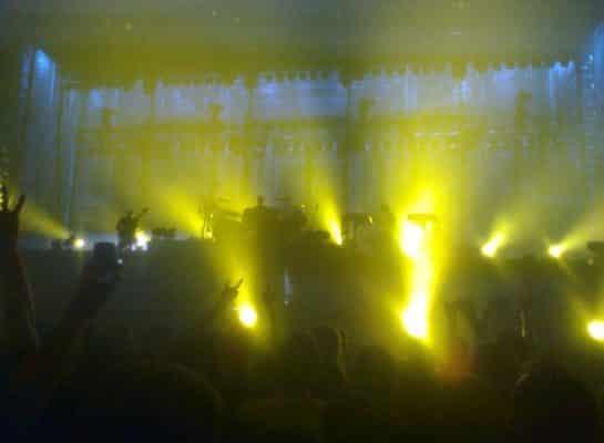 Photo Album: Rammstein Concert In Johannesburg 9