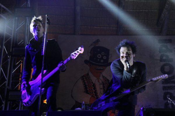 Photo Album: Sum 41 at Oppikoppi 2011 6
