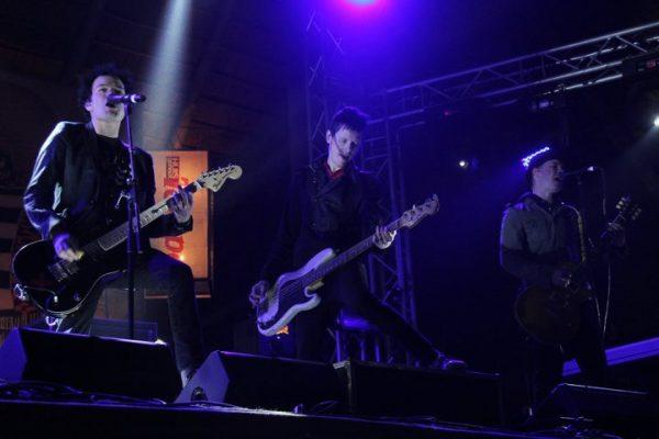 Photo Album: Sum 41 at Oppikoppi 2011 7