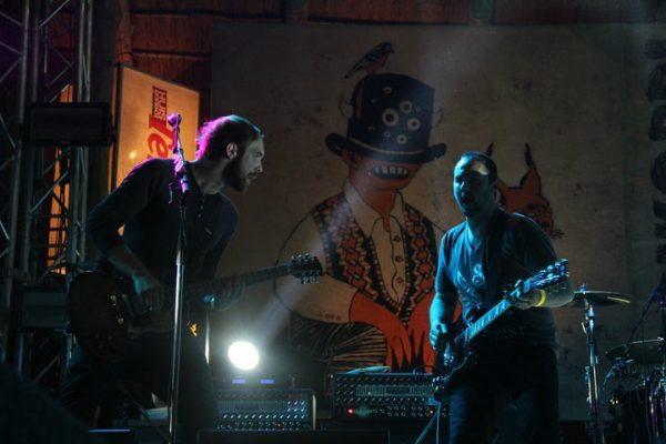 Photo Album: The Used at Oppikoppi 2011 3