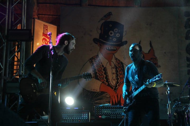 Photo Album: The Used @ Oppikoppi 2011 19