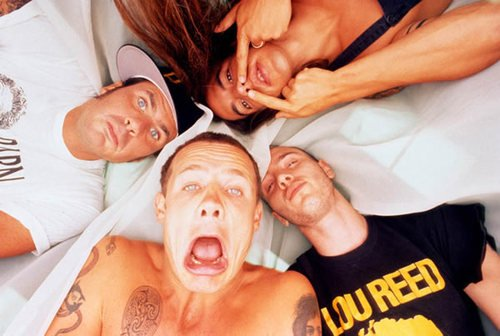 Red Hot Chili Peppers: 20 Facts You Might Not Know 1