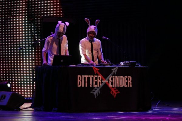 Bittereinder on stage @ MK Awards 2012