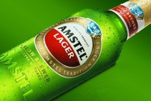"Amstel Lager ""The Chef"" Advert"