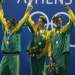 Gold Medal for South Africa at Athens 2004