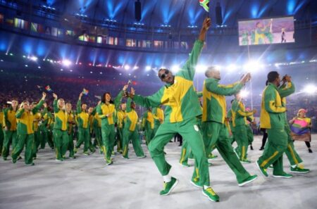 South Africa at the Olympic Games