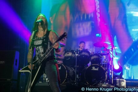 Photo Album: Bullet for My Valentine at Oppikoppi 2012 Sweet Thing 1
