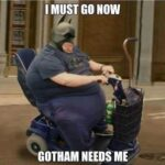 Gotham Needs Me 150x150 A Collection of 10 Funny Facebook Statuses