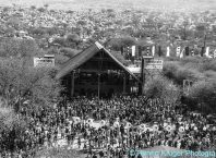 Oppikoppi 2011 Unknown Brother Photos (In Black and White) 13