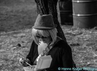 Oppikoppi 2011 Unknown Brother Photos (In Black and White) 17