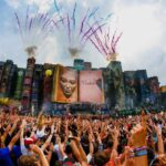 Crowd at Tomorrowland 2012