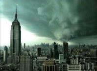 Fake Hurricane Sandy Photo 04