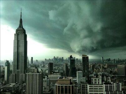 Fake Hurricane Sandy Photo 04