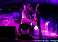 Photo Album: The Prodigy at Synergy Live 2012 Johannesburg 3