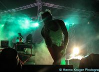 Photo Album: The Prodigy at Synergy Live 2012 Johannesburg 8
