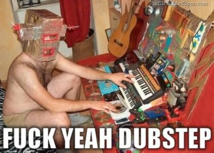 The Definition of Dubstep (Sourced from Facebook) 2