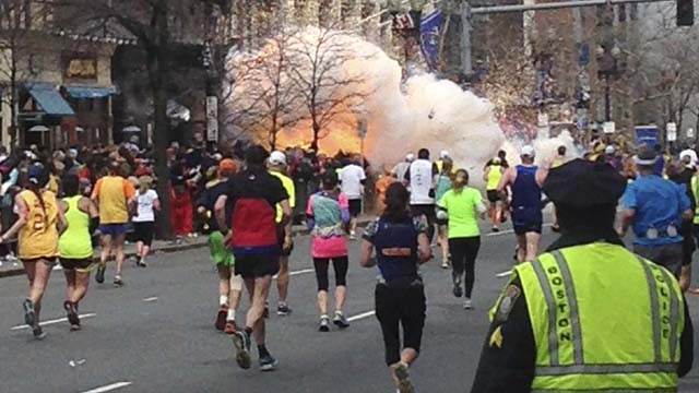 Boston-Marathon My 2 Cents on the Boston Marathon Bombing