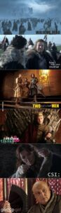 Reasons Why Game of Thrones is the best show on TV 1
