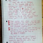 Breakup Letter on Steroids 150x150 A Collection of 10 Funny Facebook Statuses
