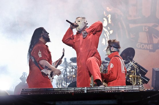 Slipknot @ Download 2013 Download Festival 2013: A Review from a SA Muso