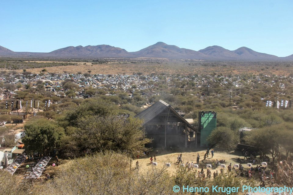 Oppikoppi Described in Three Words (Sourced from Social Media) 1