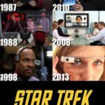 Star Trek Meme 150x150 Erik Charles Nielsen on Conan (Video)