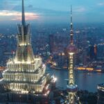 Shanghai Skyline 150x150 New York City Skyline