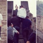 Bieber on Great Wall 150x150 Photo Album: We Are One Colour Festival in Johannesburg