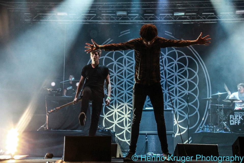 Bring Me The Horizon @ RAMFest