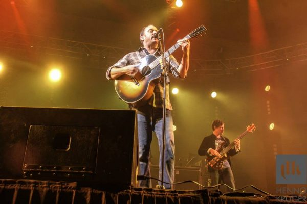 Dave Matthews Band @ Coca Cola Dome 01 600x400 Photo Album: Dave Matthews Band Live in Johannesburg