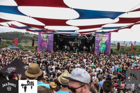 Park Acoustics Video: Featuring Mango Groove and more 1
