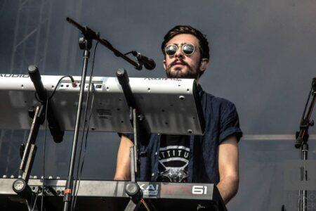 Photo Album: Bastille Live in Johannesburg 3