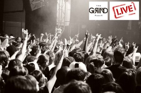 The Grind Radio goes LIVE on Monday... 8
