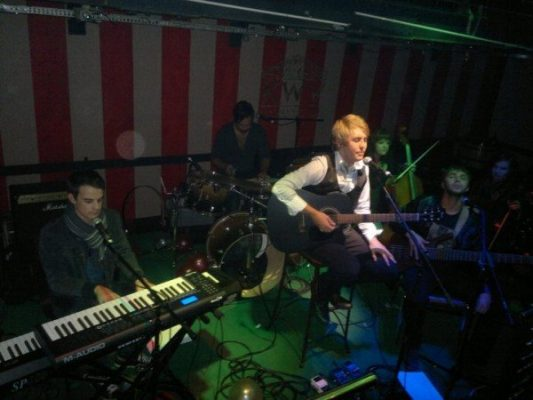 Isochronous at Arcade Empire
