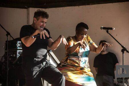 Phototastic Thursday: Johnny Clegg Live in Pretoria 1