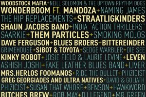 Full line-up confirmed for Mieliepop 2014